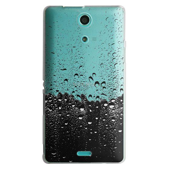 Sony Zr Cases - Wet Transparent