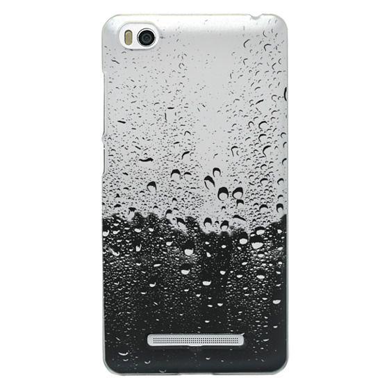 Xiaomi 4i Cases - Wet Transparent
