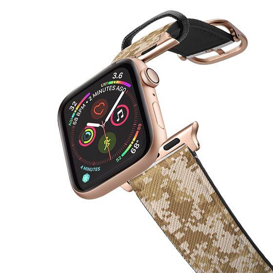 Apple Watch 38mm Bands - DIGITAL DESERT  CAMO