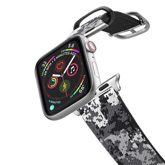 Apple Watch 38mm Bands - DIGITAL URBAN CAMO