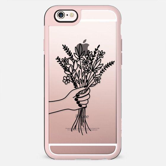Bunch of Flowers // BLACK - New Standard Case