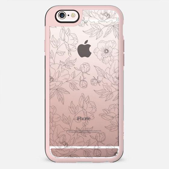Delicate Floral - New Standard Case