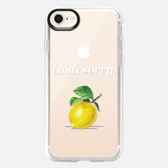 Beyonce- Lemonade- Lemon- - Snap Case