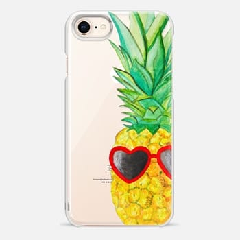 iPhone 8 Case Pineapple For Your BFF