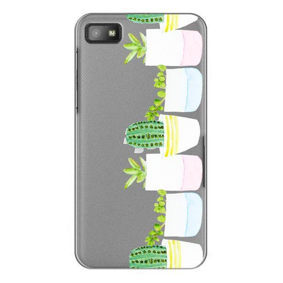 Blackberry Z10 Cases - Happy Succulents