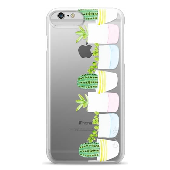 iPhone 6 Plus Cases - Happy Succulents
