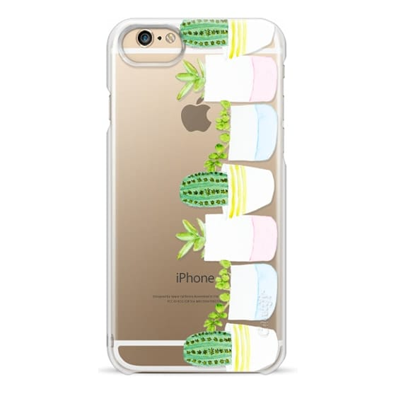 iPhone 6 Cases - Happy Succulents