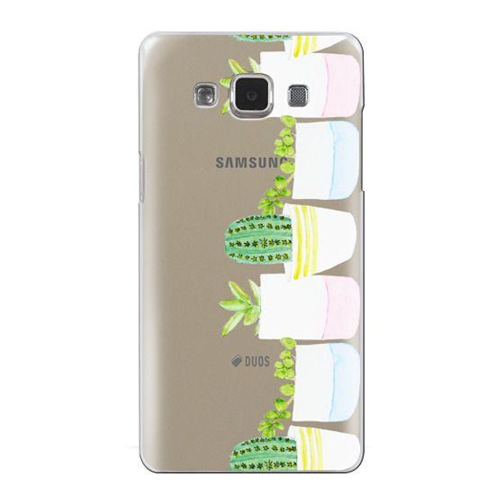 Samsung Galaxy A5 Cases - Happy Succulents