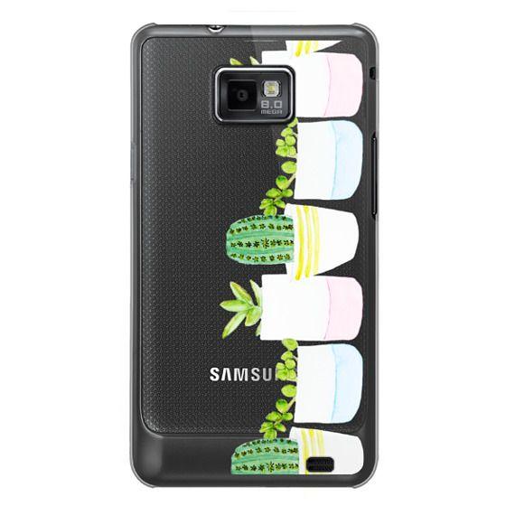 Samsung Galaxy S2 Cases - Happy Succulents