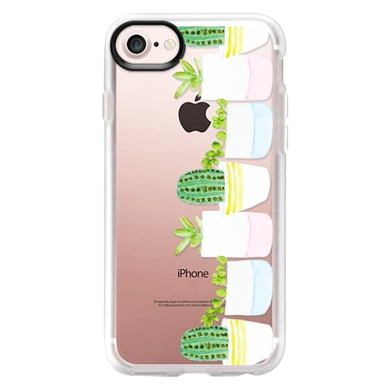 iPhone 7 Cases - Happy Succulents