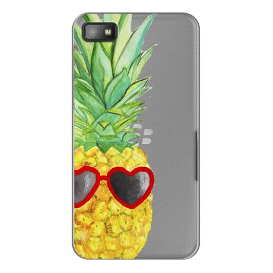 Blackberry Z10 Cases - Pineapple