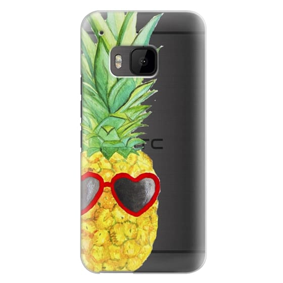 Htc One M9 Cases - Pineapple