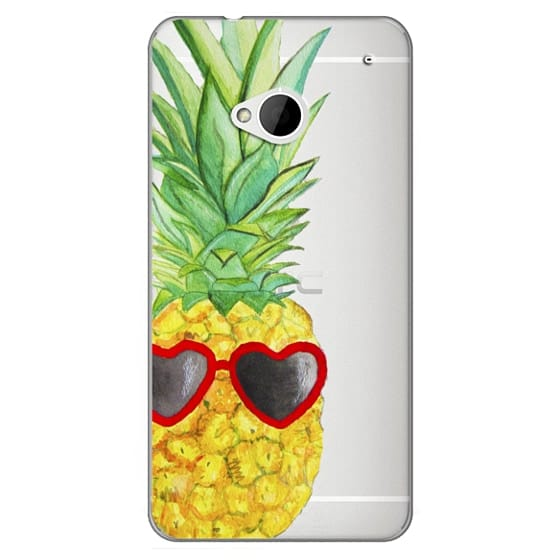 Htc One Cases - Pineapple