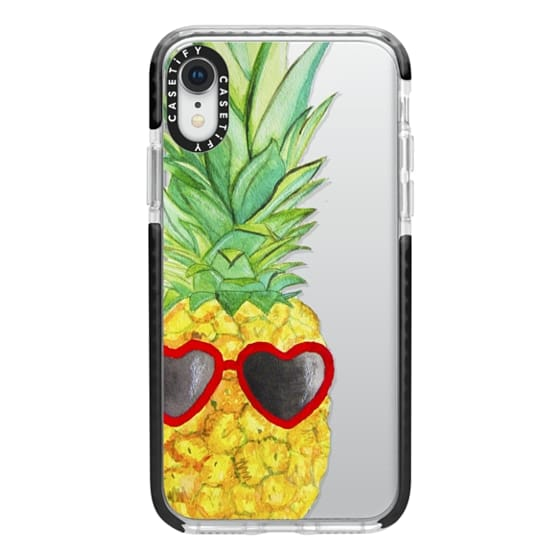 iPhone XR Cases - Pineapple