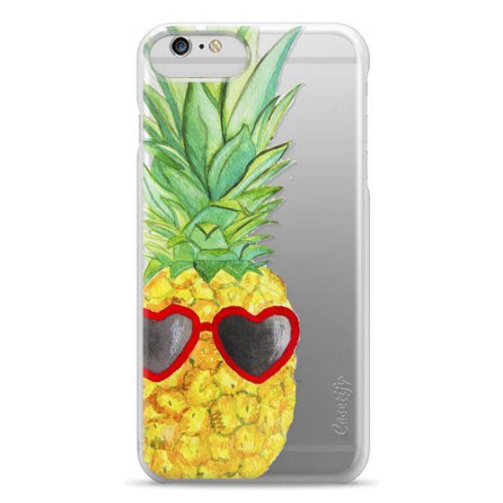 iPhone 6 Plus Cases - Pineapple