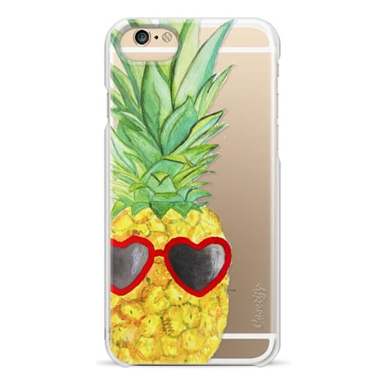 iPhone 6 Cases - Pineapple