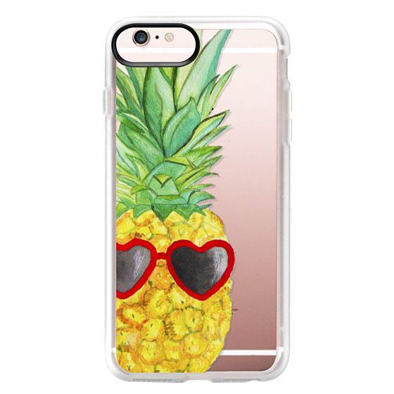 iPhone 6s Plus Cases - Pineapple