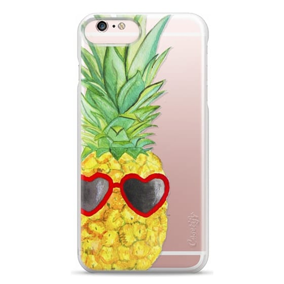 iPhone 6s Plus Cases - Pineapple