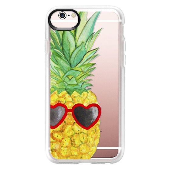 iPhone 6s Cases - Pineapple