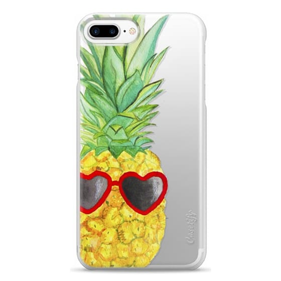 iPhone 7 Plus Cases - Pineapple