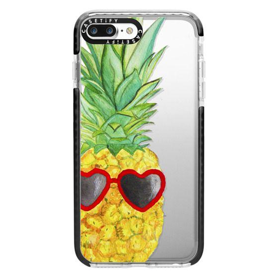 iPhone 7 Plus Cases - Pineapple