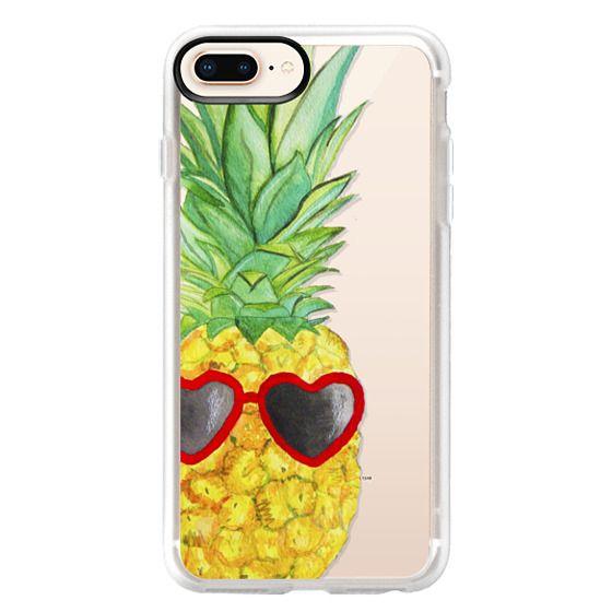 iPhone 8 Plus Cases - Pineapple