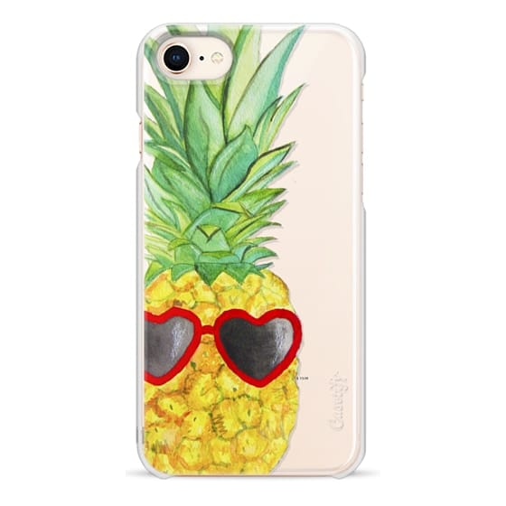 iPhone 8 Cases - Pineapple