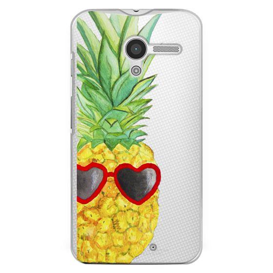 Moto X Cases - Pineapple