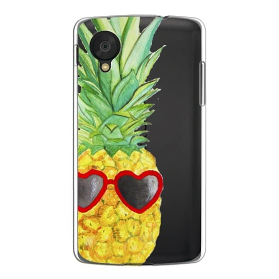Nexus 5 Cases - Pineapple