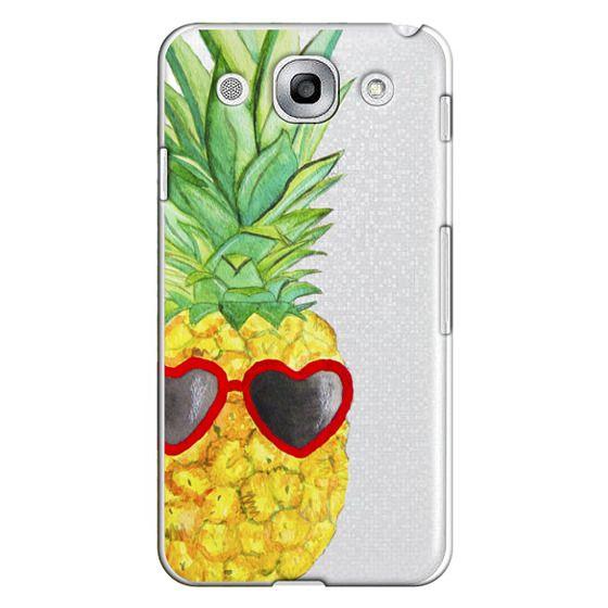 Optimus G Pro Cases - Pineapple