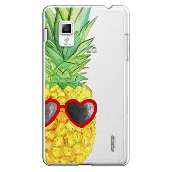 Optimus G Cases - Pineapple