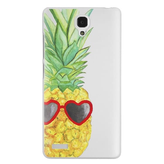 Redmi Note Cases - Pineapple