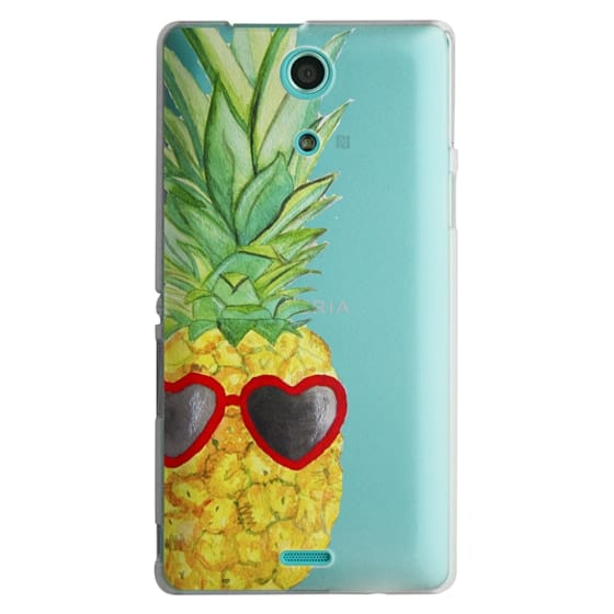Sony Zr Cases - Pineapple
