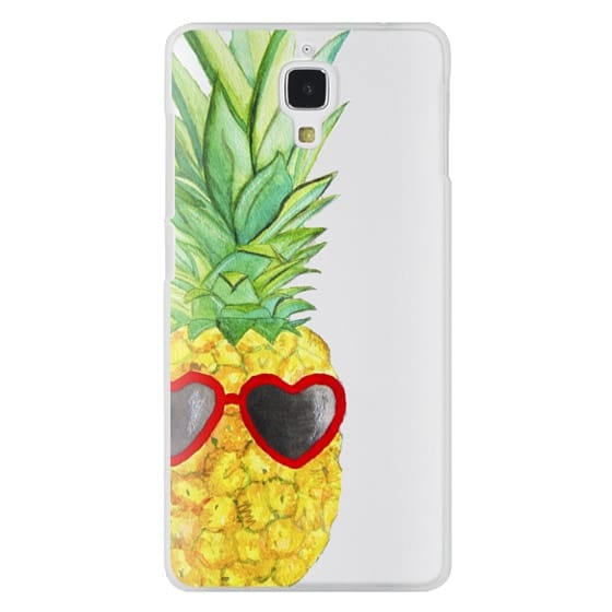 Xiaomi 4 Cases - Pineapple