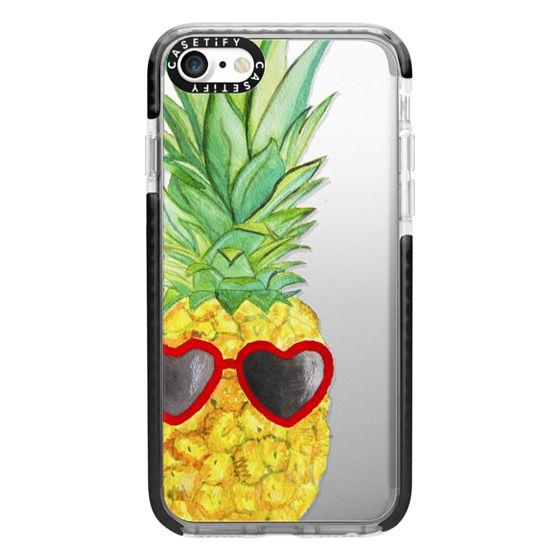 iPhone 7 Cases - Pineapple