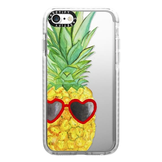 iPhone 7 Cases - Pineapple