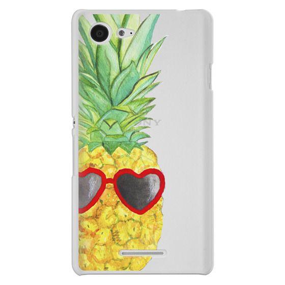 Sony E3 Cases - Pineapple