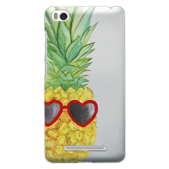 Xiaomi 4i Cases - Pineapple