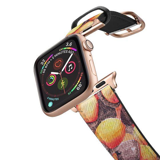 Apple Watch 42mm Bands - Watercolor Acorns Autumn