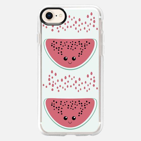 Watermelon kawaii - Snap Case