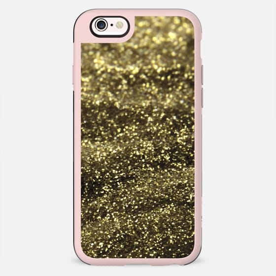 Gold glitter - New Standard Case