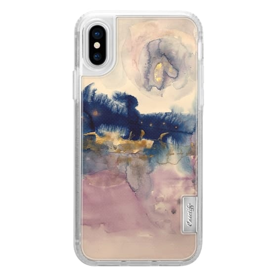 iPhone 6s Cases - abstract in pink and blue