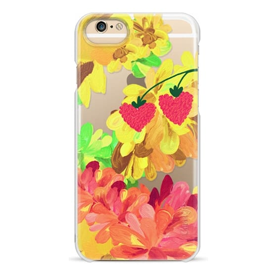 iPhone 6s Cases - garden of love