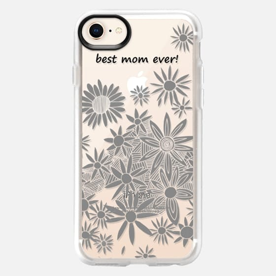 best mom ever - Snap Case