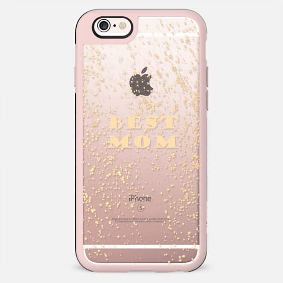 best mom golden sparkle - New Standard Case