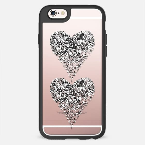 two hearts iphone6 - New Standard Case