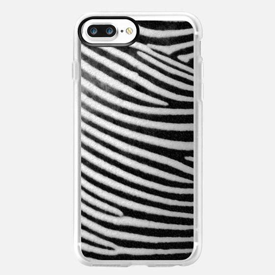 zebra stripes -
