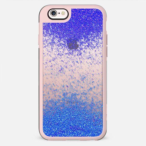 sparkly exchange in blue - New Standard Case