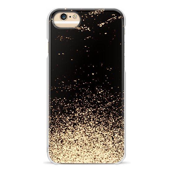 iPhone 6s Cases - golden infinity