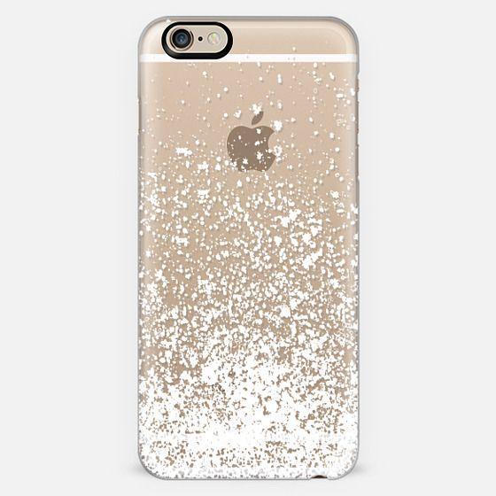 white sparkly day -